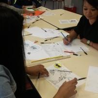 Le Porte-Plumes accompagne la création de médias scolaires.